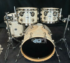 DW Vintage Pearl Finish Ply USA Schlagzeug Collectors Drumset / Batterie Bateria