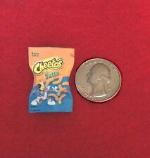 1:6 scale handmade miniature - Barbie-size - Cheetos Chips bag