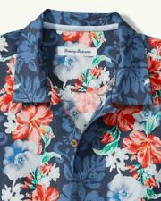 Tommy Bahama Garden Row Hawaiian Size XXL Short Sleeve Linen Shirt BNWT NWT