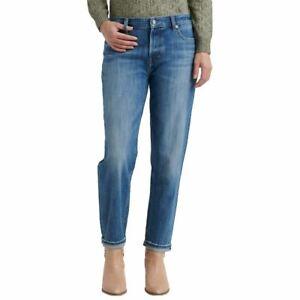 LUCKY BRAND NEW Women's Sienna Slim-leg Boyfriend Jeans TEDO