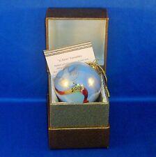 Pier 1 Imports - 2014 - Li Bien Christmas Ornament - 2003 Doves Peace Reissue