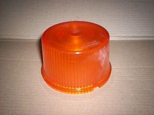 Rubbolite 1777 Model 43 Round Indicator Flasher Lamp Lens