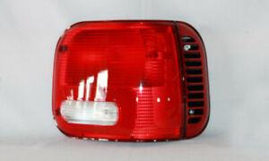 Tail Light Assembly fits 1994-2003 Dodge Ram 2500 Van,Ram 3500 Van Ram 1500 Van,