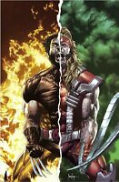 🔥Wolverine Vol7 #3🔥 MICO SUAYAN VIRGIN VARIANT DX 🔥 🔴 Omega Red