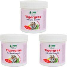 (15,99€/l) 3x Tigergras Anti-Aging Cosmetic 250 ml - für empfindliche Haut!