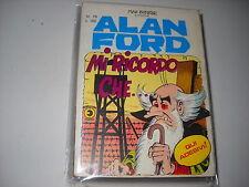ALAN FORD N.  76 CON  ADESIVI GADGET !!! EDITORIALE CORNO !!!