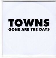 (DD825) Towns, Gone are the Days - 2011 DJ CD
