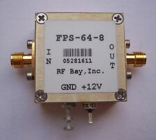 Frequency Prescaler 8.0GHz Div 64, FPS-64-8, New, SMA