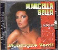 MARCELLA BELLA CD Il Meglio SIGILLATO. Nuove registrazioni MADE in ITALY 1998