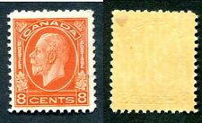 Mint Canada 8 Cent KGV Medallion Stamp #200 (Lot #6208)