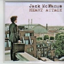 (CG718) Jack McManus, Heart Attack - 2010 DJ CD