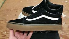 VANS X Golf Wang X Syndicate Old Skool Black Gum Size 9 supreme odd future tyler