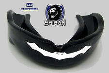 BAT ATTACK  MMA UFC CAGE FIGHT Football Gum Shield Rubgy MMA Mouth Guard -Senior