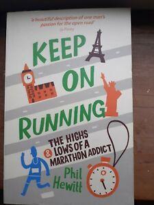 Keep on Running' Phil Hewitt  9781849532365