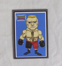 Brock Lesnar Wrestling Trading Card Rare Bonus Pro Wrestling Loot WWE Beast B-1