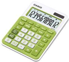 Casio Ms-20nc-gn-s-ec Calculatrice de Poche Vert