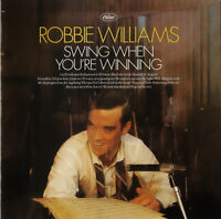 Robbie Williams CD Swing When You're Winning - Europe (EX/M)