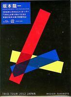 RYUICHI SAKAMOTO-TRIO TOUR 2012 JAPAN-JAPAN BLU-RAY K81