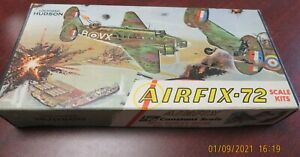 1:72 scale Vintage AiFix Lockheed Hundson