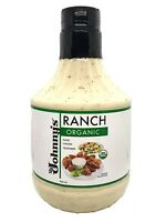 Organic Ranch Style Salad Chicken Vegetable Dressing Sauce 946mL Made In USA