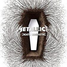 Death Magnetic - 2 DISC SET - Metallica (2014, Vinyl NEUF)
