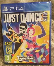 Just Dance 2016 PS4 New and Sealed Free Postage