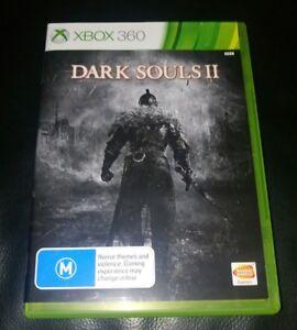 DARK SOULS II - XBOX 360 AUS GAME