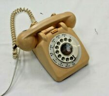 Vintage Rotary dial telephone cream 706L