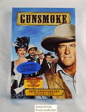 James Arness Marshal Dillon Gunsmoke 50th Anniversary Volume Two DVD (New)
