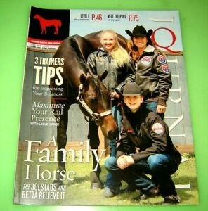 American Quarter Horse Journal AQHA July 2018