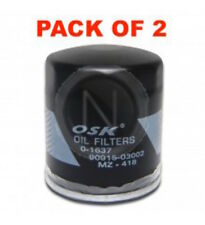 OSAKA OIL FILTER OZ418 INTERCHANGEABLE WITH RYCO Z418 (BOX OF 2)