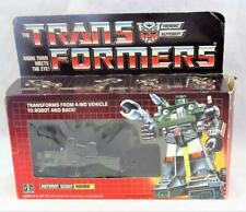 Transformers Original G1 1984 Autobot Car Hound Complete w/ Box