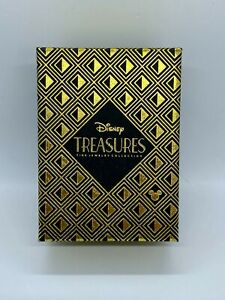 Disney Treasures Mickey Mouse Black Diamond Necklace 1/20 ct tw Sterling Silver