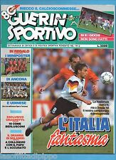 GUERIN SPORTIVO-1992 n.26- HASSLER-CRAGNOTTI-PAGLIUCA-NO INSERTO EURO -NO POSTER