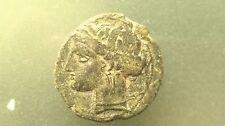 Zeugitania, Carthago, 3rd century B. C. Æ 19.5, 5.84gr