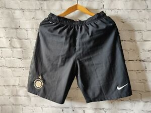 Football shorts soccer FC Internazionale Inter Milan Home 2012/2013 Nike Youth