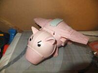 Fisher Price Imaginext Disney Pixar Toy Story 3 Evil Dr Porkchop Hamm Ship