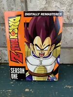 Dragon Ball Z - Season 1 (DVD, 2007, 6-Disc Set, Digitally Remastered)
