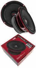 "2 DS18 PRO-EXL84 8"" Midrange Loudspeaker 1600 Watt 4 Ohm Competition Speakers"