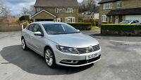 2013 Passat CC 2.0 GT Bluemotion DSG PX Welcome
