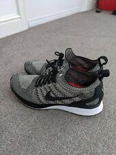 Nike Air Zoom Mariah Flyknit Racer Blanco/Negro 'Oreo' Zapatillas Zapatos-UK 9