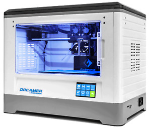 Flashforge Dreamer 3D Printers Fully Enclosed Dual Extruder AU Stock Touchscreen