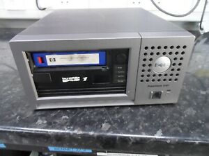 Dell PowerVault 110T Ultrium LTO 1 external Tape Drive