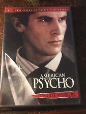 American Psycho Uncut Version Dvd