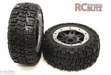 Pioneer Reifen Set 190x80 für 5T, 5SC LOSI 5Ive DBXL (TS067-SI)