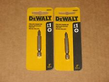 DeWalt DW2021 #1 Phillips Power Bit - 2 Pack Deal!
