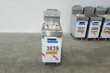 3839 New Sd Vulcan 35 40 Lbs Capacity Deep Fryer Model 1veg35m 1