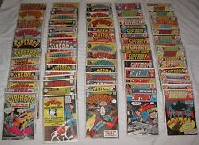 SUPERBOY Collection Set Run #s 132-141, 143-208 avg VG/FN 5.0 ~ 76 Books! WOW!