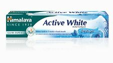 Himalaya Active White Gel Toothpaste 75ml  X3 - Official UK Distributor