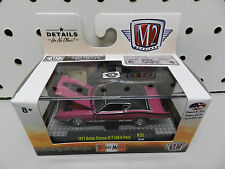 1971 DODGE BOYS PINK SCAT PACK MOPAR CHARGER R/T 440-6 R35 16 24 71 M2